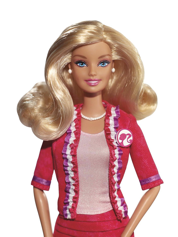 Amazon.es: Barbie X2930 - Muñeca Traje de Presidente: Juguetes y ...
