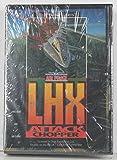 LHX Attack Chopper - Sega Genesis