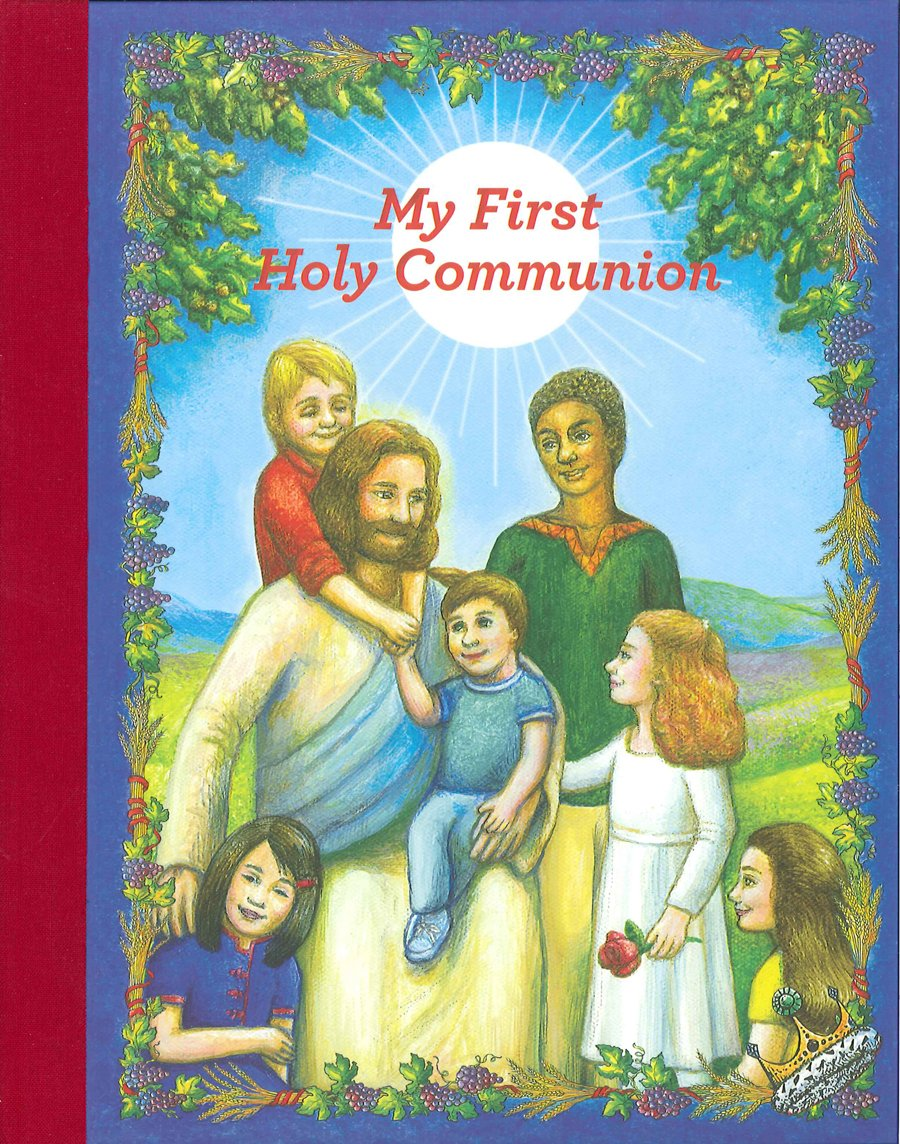 My First Holy Communion Amazoncouk Deirdre Mary Ascough Lisa