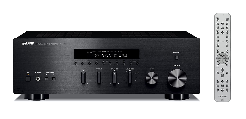 Yamaha R-S300 AV Receiver