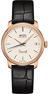 Mido Baroncelli II Automatic Ladies Watch M027.207.36.260.00