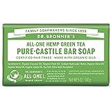Magic green tea soap bar 140g (regular imports)