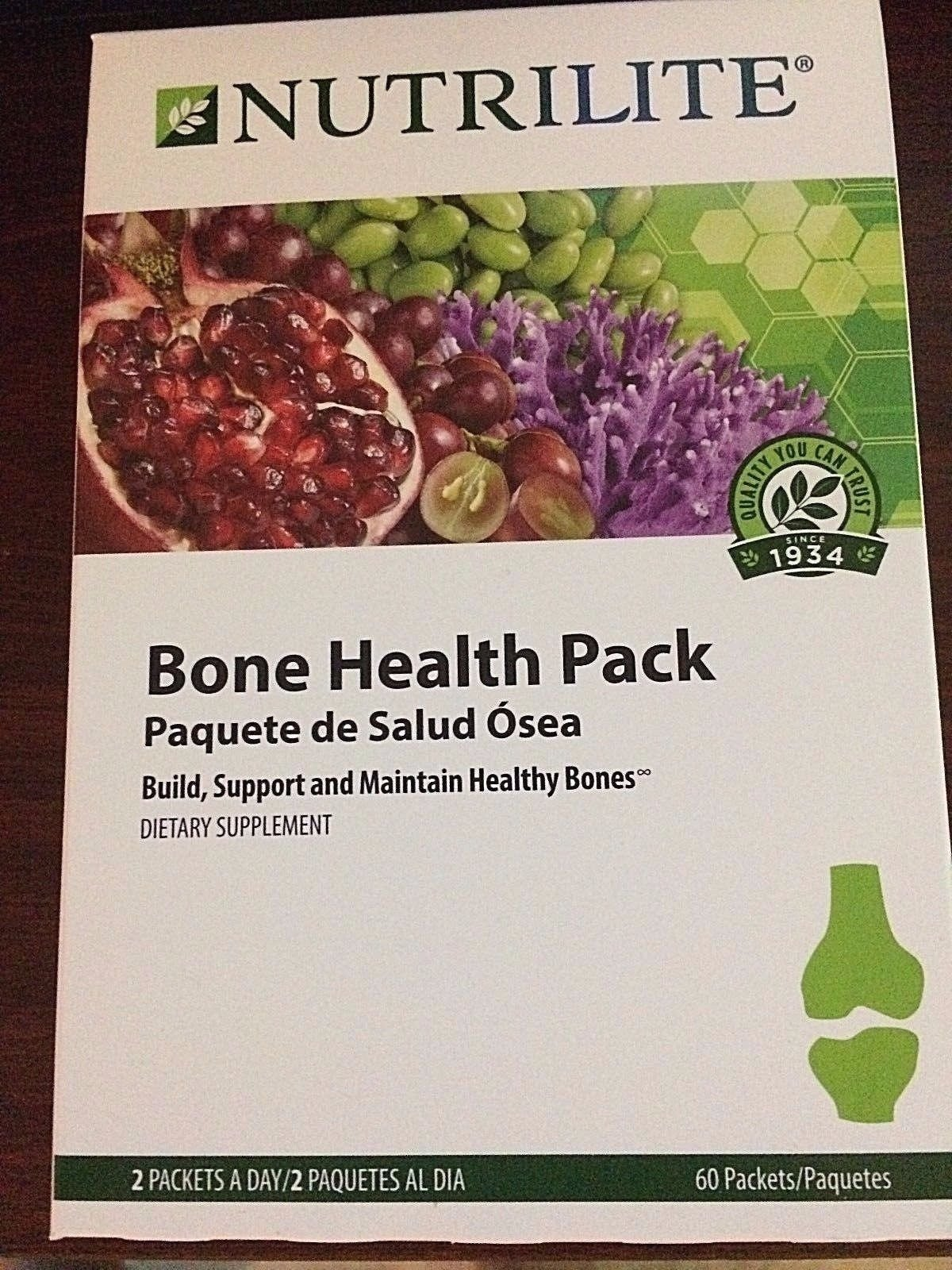 Nutrilite® Bone Health Pack