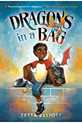 Dragons in a Bag Kindle Edition