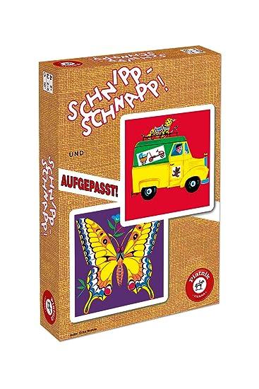 Piatnik Vienna Schnipp Schnapp: Amazon.de: Spielzeug