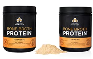 Ancient Nutrition Bone Broth Protein Turmeric