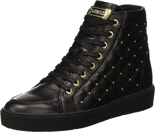 Guess Damen Grace Hohe Sneaker