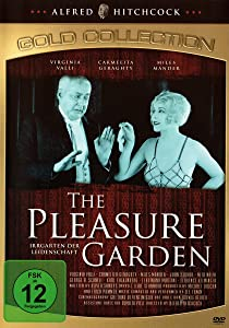 THE PLEASURE GARDEN - MOVIE [DVD] [1925]