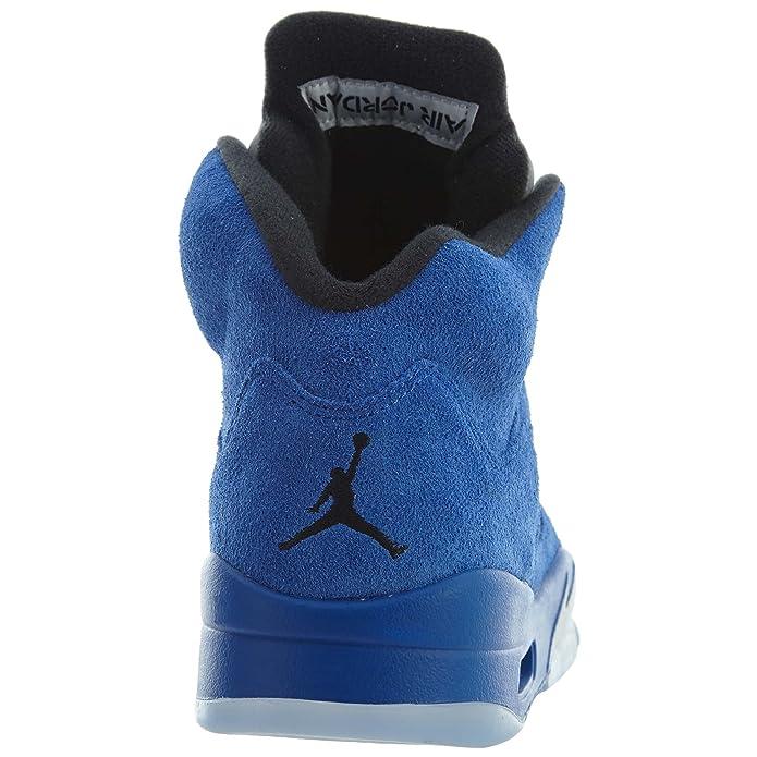 low priced c02f1 06880 Amazon.com   Air Jordan 5 Retro - 136027 401   Basketball