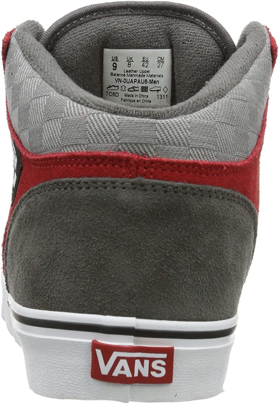 Amazon.com   Vans Men's High-top   Shoes