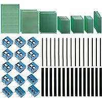 IZOKEE 70 Piezas PCB Prototipo Kit, 7 Tamaños