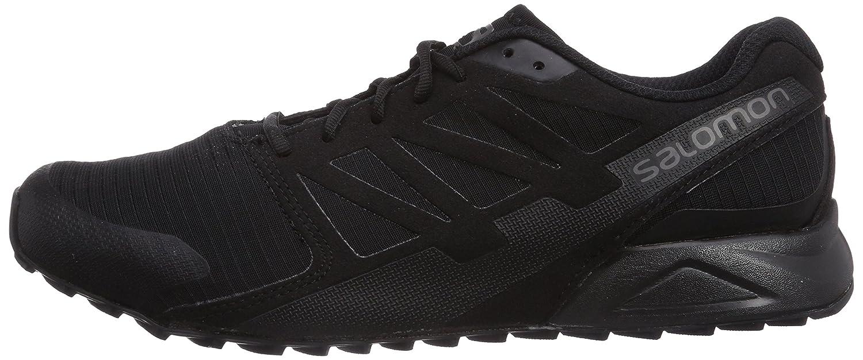 new styles 36dcf 77a60 Salomon Men's City Cross Nordic Walking Shoes Black Size ...