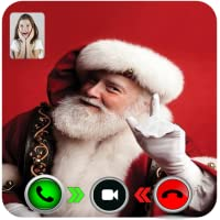 A Live Video Call From Santa Claus Christmas 2021 - Prank For Kids