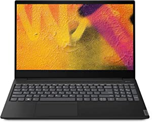 "Lenovo Ideapad S340-15IWL, 2019 Flagship 15.6"" HD Anti-GlareLaptop, Intel Quad-Core i5-8265U(>i5-8250U), 8GB RAM, 128GB PCle SSD, USB-C WiFi BT 4.1 Dolby Audio 720p HD Webcam Win 10-Onyx Black"