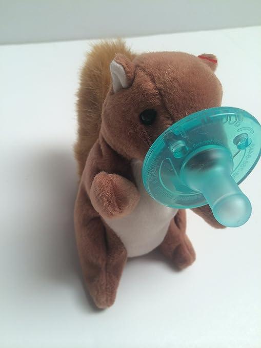 Amazon.com: soothie Buddy (Ardilla Animal): Baby