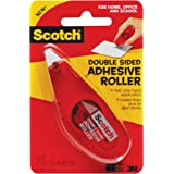Scotch Double Sided Adhesive Roller, .27 Inches x 26 Feet (6061)