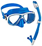 Cressi Palau Long Mask Fin Snorkel Set, Brisbane