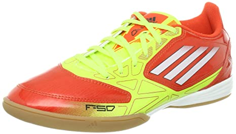 Adidas - Lionel Leo Messi - Zapatillas Botines de Fútbol Hombre - F10 - F50 IN