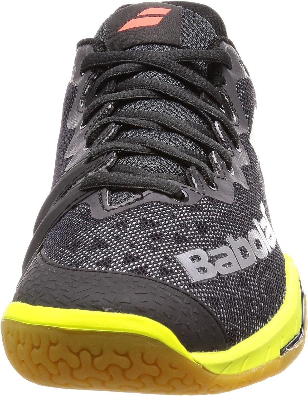 Babolat Chaussures de Tennis en Salle Shadow Tour pour Homme