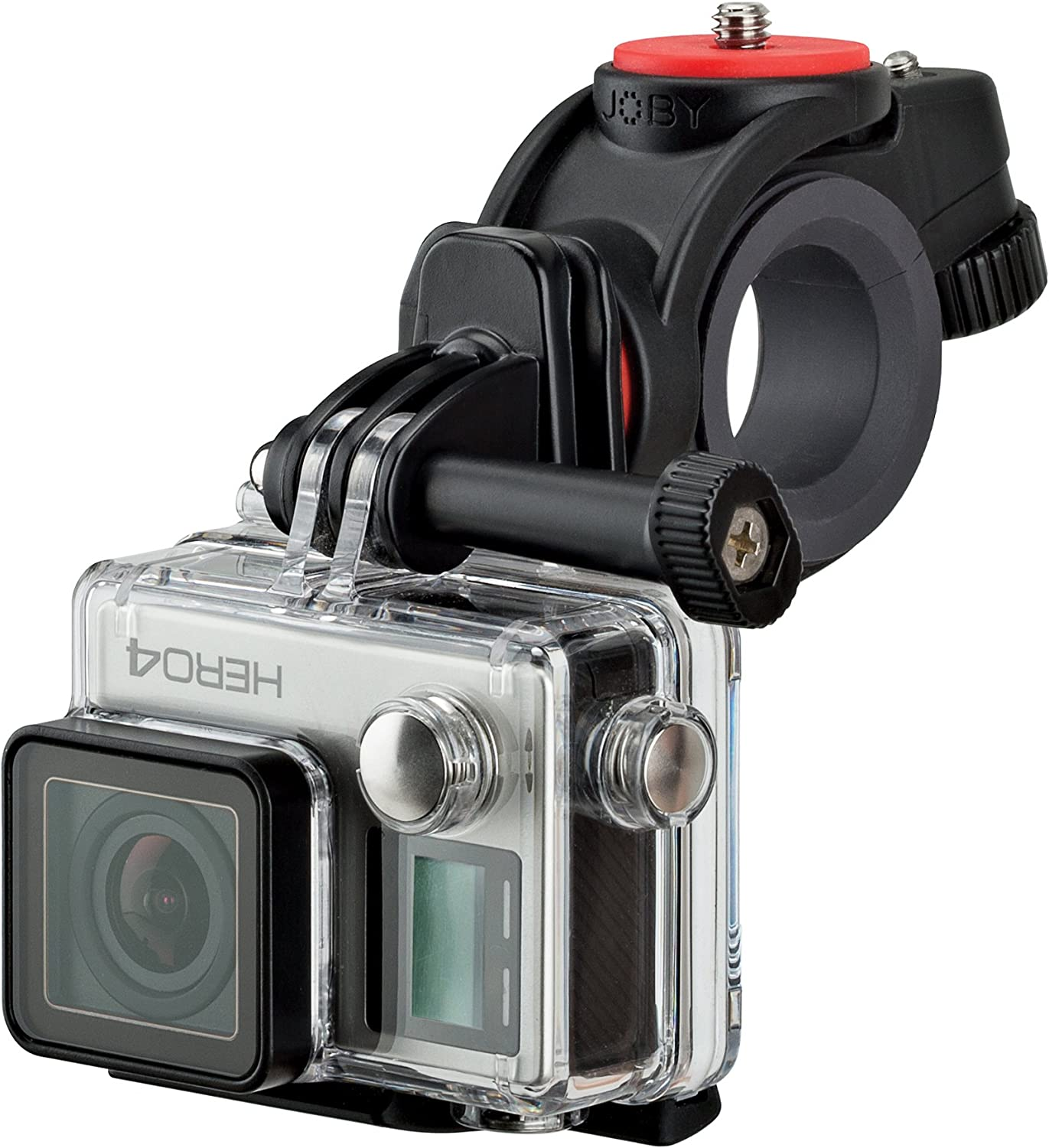 JOBY Bike Mount /& Light Pack for GoPro or Other Action Video Camera
