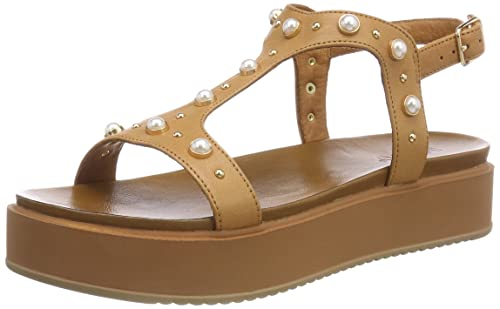 cca900ef1b2 Inuovo Women s 8737 T-Bar Sandals  Amazon.co.uk  Shoes   Bags