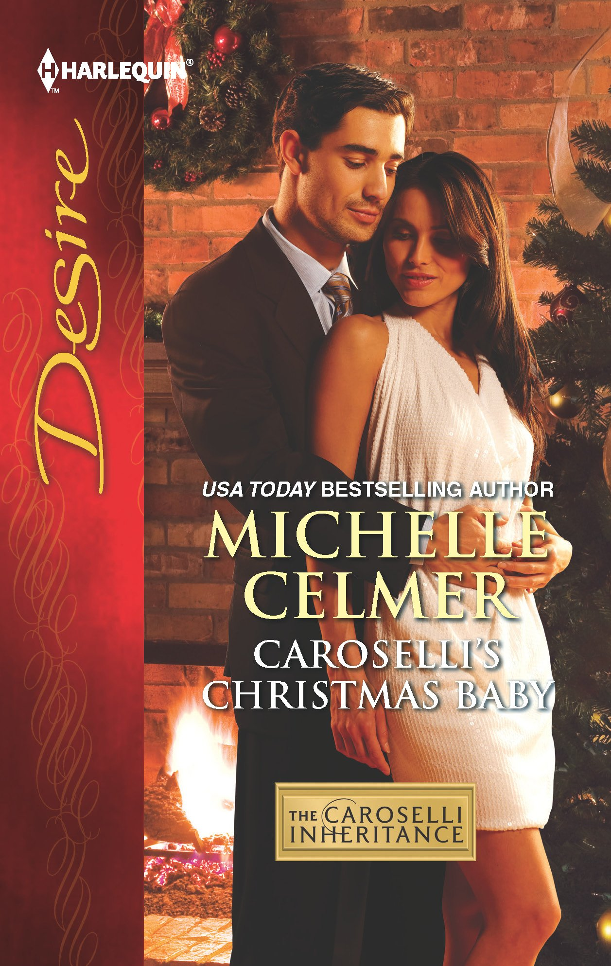 Read Online Caroselli's Christmas Baby ebook