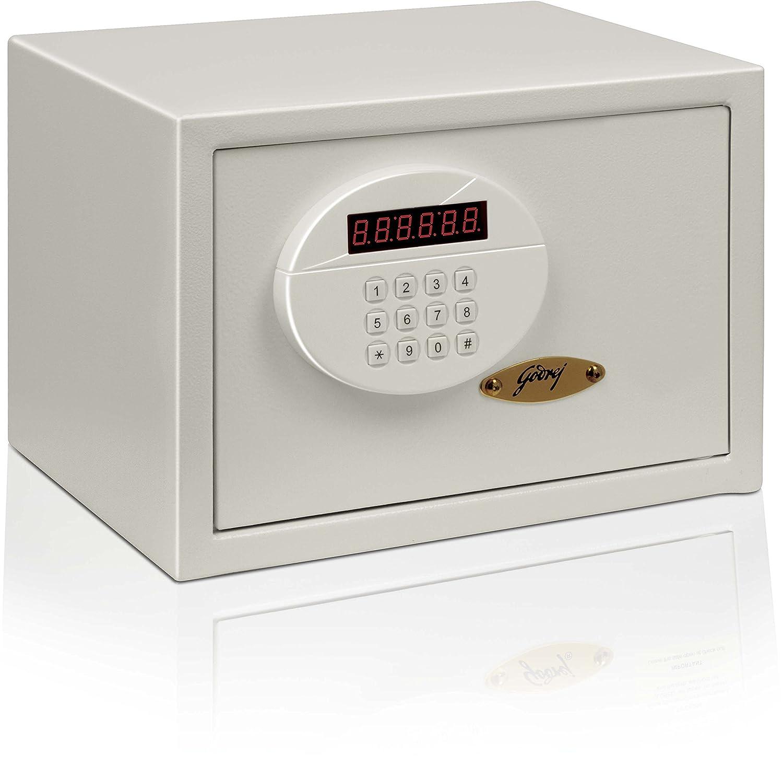 Godrej Security Solutions Taurus Electronic Safe (Ivory, Powder Coated  Finish): Amazon.in: Home Improvement