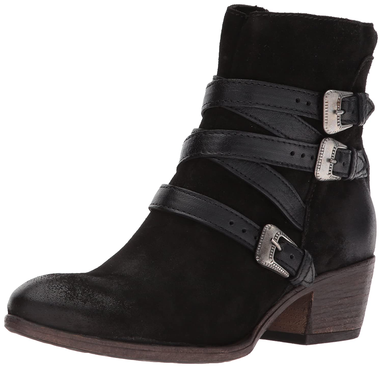 Miz Mooz Women's Darien Ankle Boot B06XS1LTJG 39 M EU (8.5-9 US)|Black