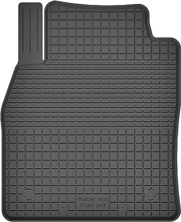 Ko Rubbermat 1 Stück Gummimatte Fußmatte Fahrer Geeignet Zur Opel Meriva B Bj Ab 2010 Ideal Angepasst Auto