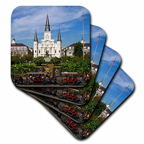 Amazon.com: Danita Delimont – New Orleans – Catedral De St ...