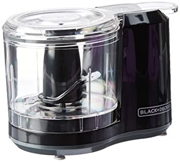 BLACK+DECKER Electric Vegetable Chopper