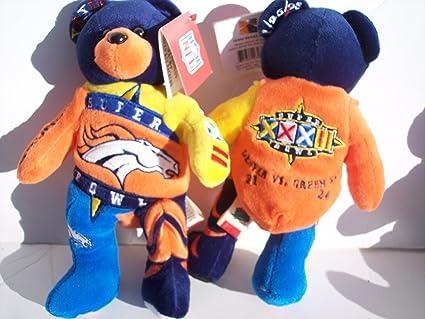 Amazon Com Denver Broncos Vs Green Bay Packers Rare Offical Nfl