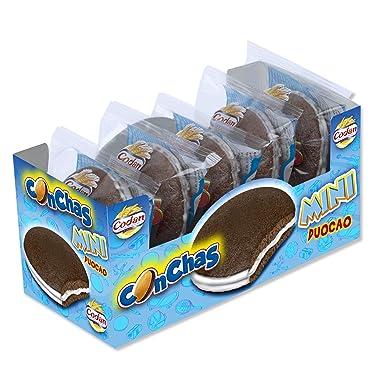 CODAN mini conchas duocao paquete 180 gr