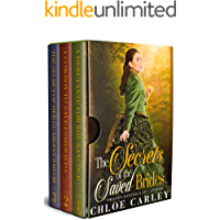 The Secrets of the Saved Brides: A Christian Historical Romance Collection