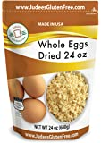 Judee's Whole Egg Powder (24 OZ -1.5 lb) (Non-GMO, Pasteurized, USA Made, 1 Ingredient, Produced from the Freshest of…