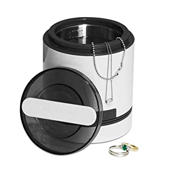 Magnasonic Compact Ultrasonic Cleaner