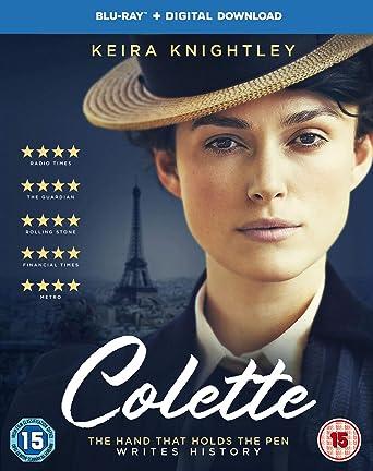 Colette Blu Ray 2019 Amazon Co Uk Keira Knightley Dominic