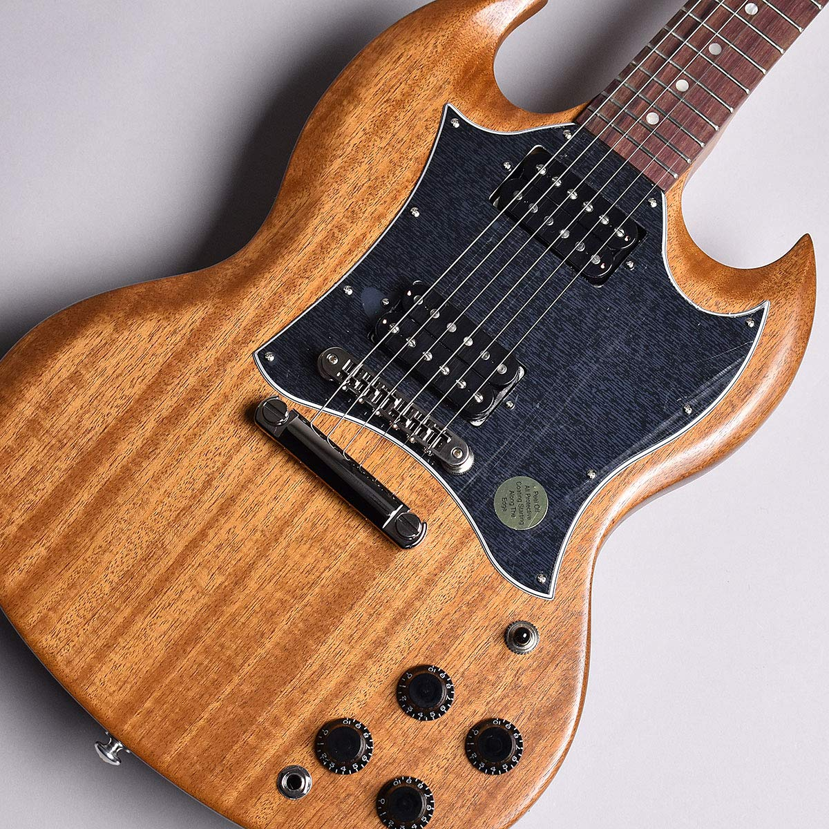 Gibson SG Standard Tribute 2019 Walnut Vintage Gloss S/N:190004988 ギブソン   B07K45R8CT