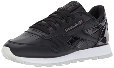 4ed6a460a29 Image Unavailable. Image not available for. Color  Reebok Women s CL Lthr L  Track Shoe