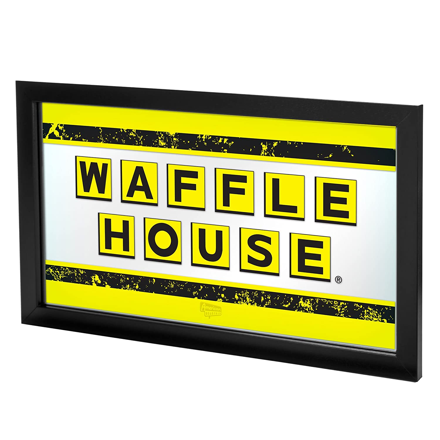 Waffle House Vintage Framed Logo Mirror Amazon In Sports Fitness Outdoors Reddit gives you the best of the internet in one place. amazon in