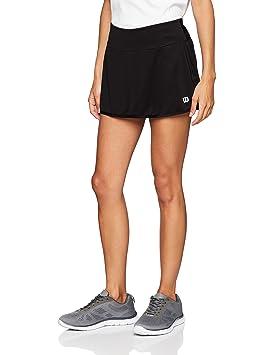 Wilson Falda de tenis, W Team 12.5 Skirt, Poliéster/licra: Amazon.es: Deportes y aire libre
