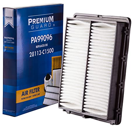 PG Air Filter PA99096   Fits 2015-19 Hyundai Sonata 1 6L, 2 0L