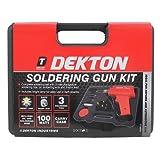 Dekton DT60935 Soldering Gun Kit