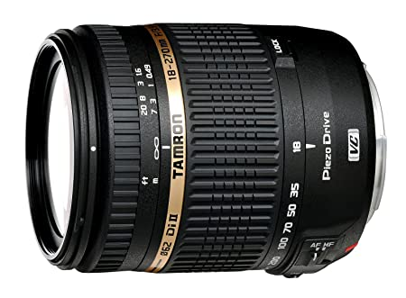 Review Tamron Auto Focus 18-270mm