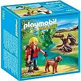 Playmobil - 5562 - Randonneur avec castors