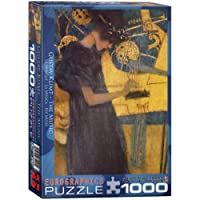 EuroGraphics The Music by Gustav Klimt 1000-Piece Puzzle