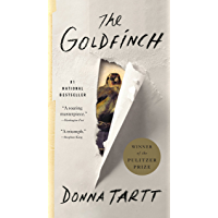 The Goldfinch: A Novel (Pulitzer Prize for Fiction) book cover