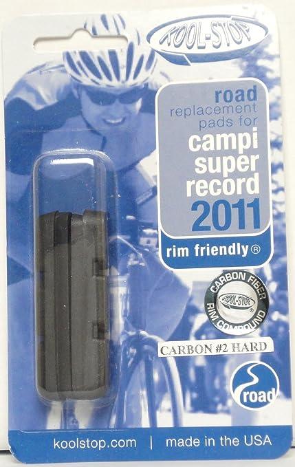 Kool-Stop Campagnolo Super Record 2011 Brake Pads f//Carbon