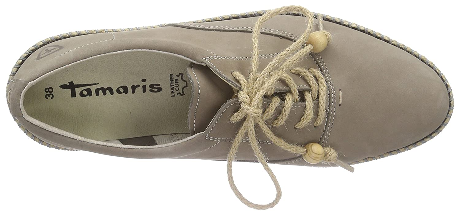 Tamaris 23635 Damen (Smoke Espadrilles Grau (Smoke Damen Antic 276) 5557d4