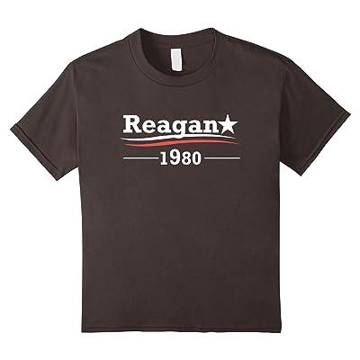 Reagan 1980 Campaign T-Shirt | Ronald Reagan Shirt
